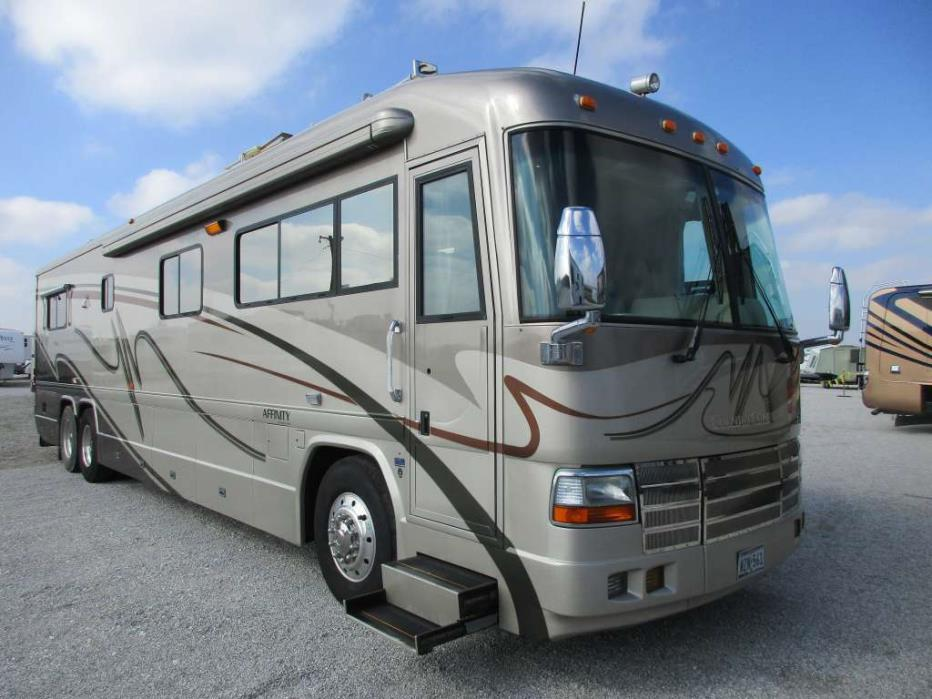 Country Coach Affinity Rvs For Sale In Denton Texas