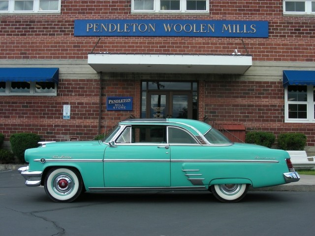 1954 Mercury Sun Valley 2dr Coupe