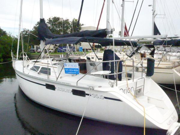 Hunter Legend Boats For Sale In Florida