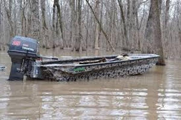 2017 Havoc 1756 Duck Boat