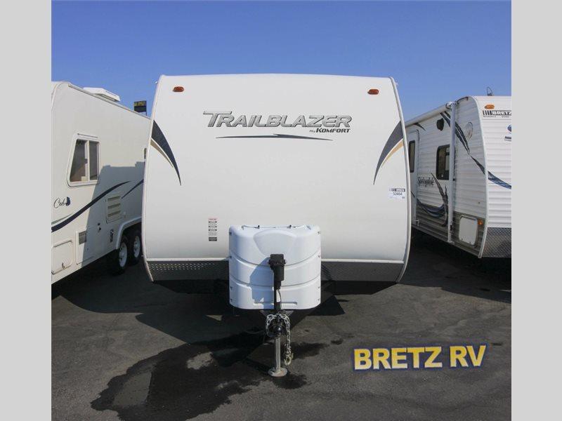 Komfort Trailblazer 240RK