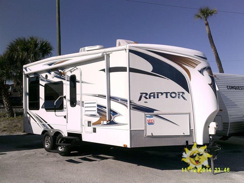 Keystone Rv Raptor 21FB
