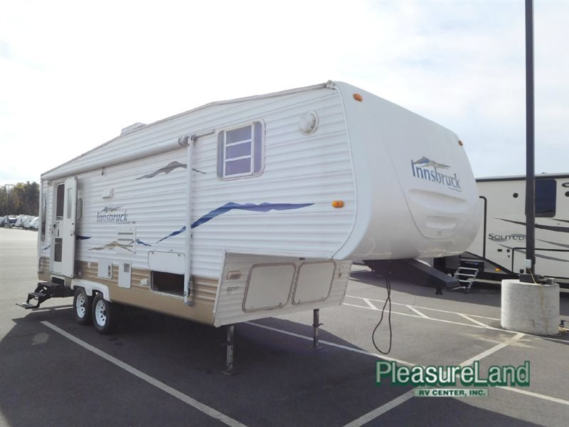 2006 Gulf Stream Rv Innbruck 24FRBW