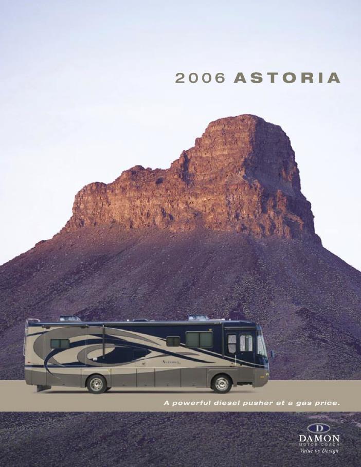 2006 Damon ASTORIA 3679