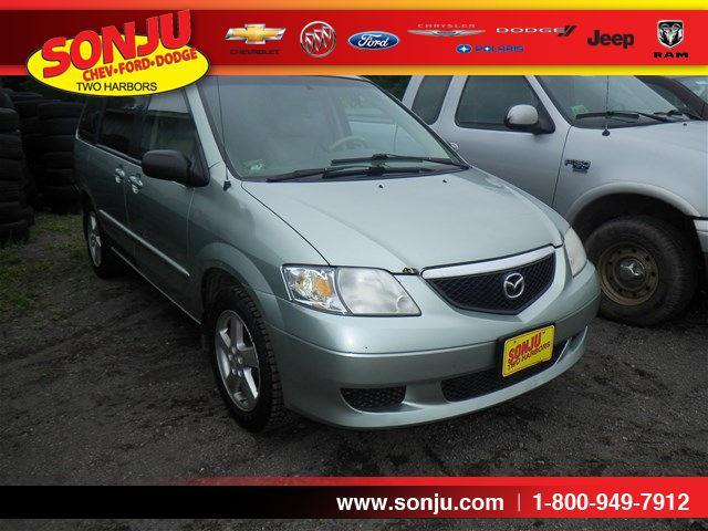 2002 Mazda MPV LX