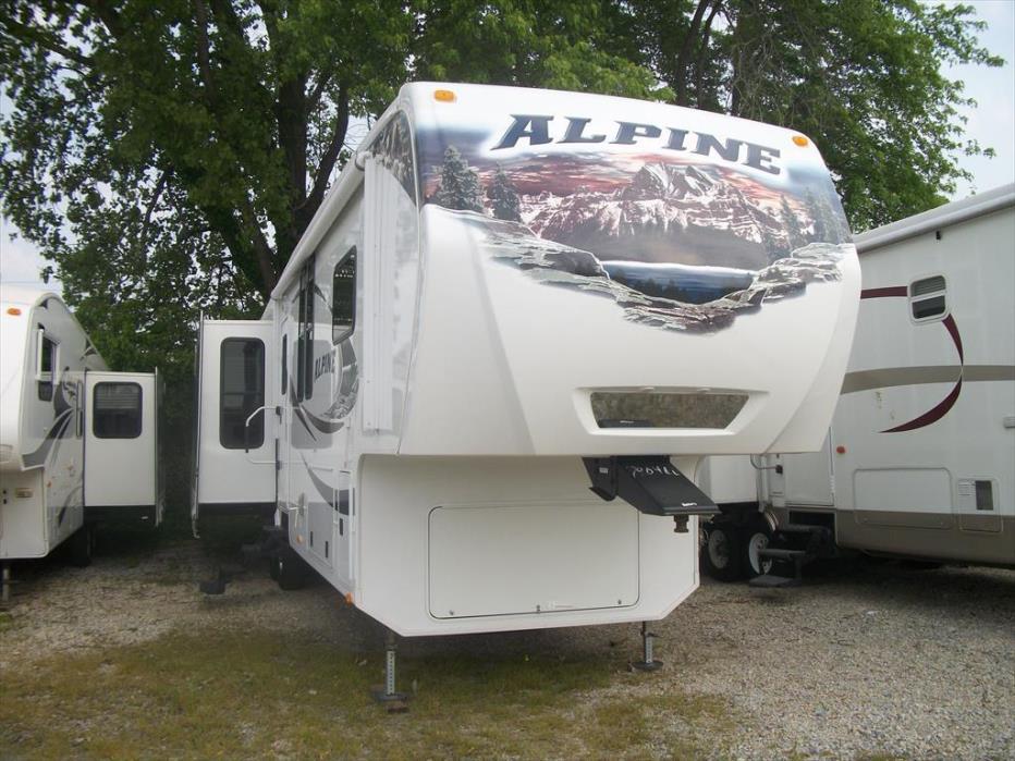 Keystone Alpine 3500RE