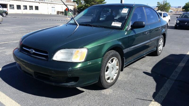 2000 Subaru Legacy Sedan 4dr L Auto