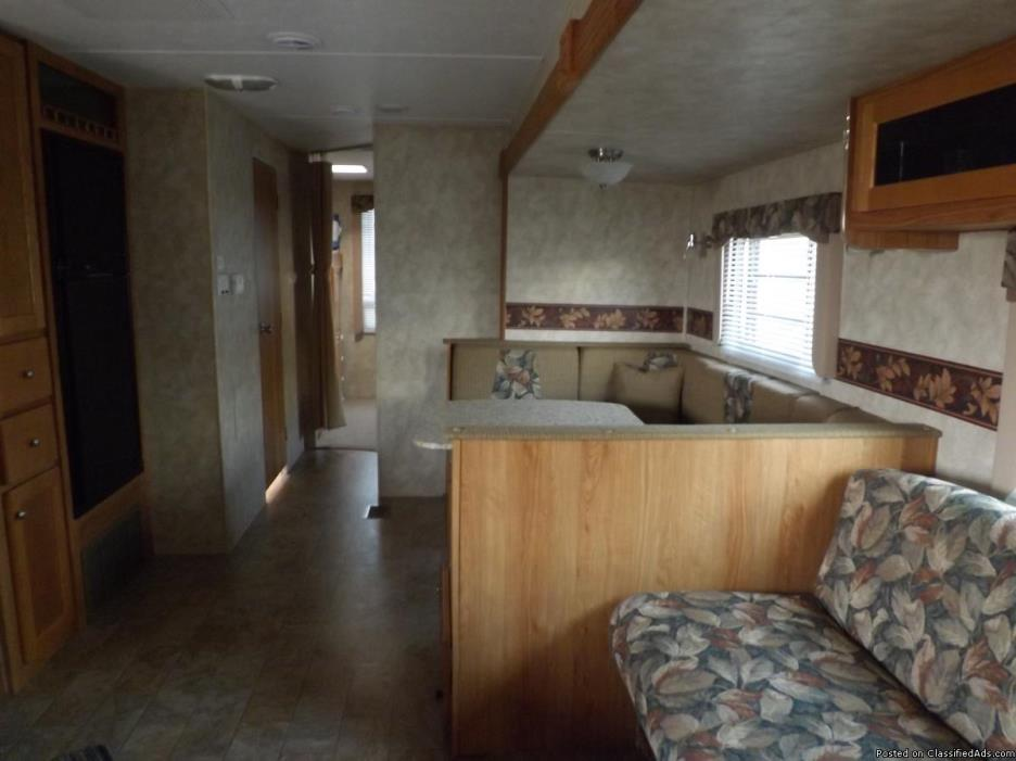 for sale a 2010 gulf stream trail master trailer, 2