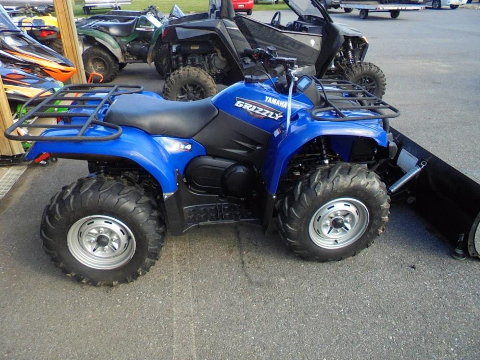 Yamaha grizzly 450 auto 4x4 motorcycles for sale in for Yamaha grizzly 450 for sale
