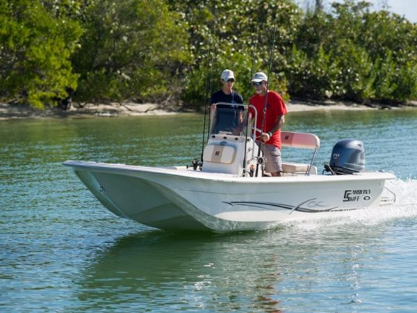 2017 Carolina Skiff JVX Series 18CC