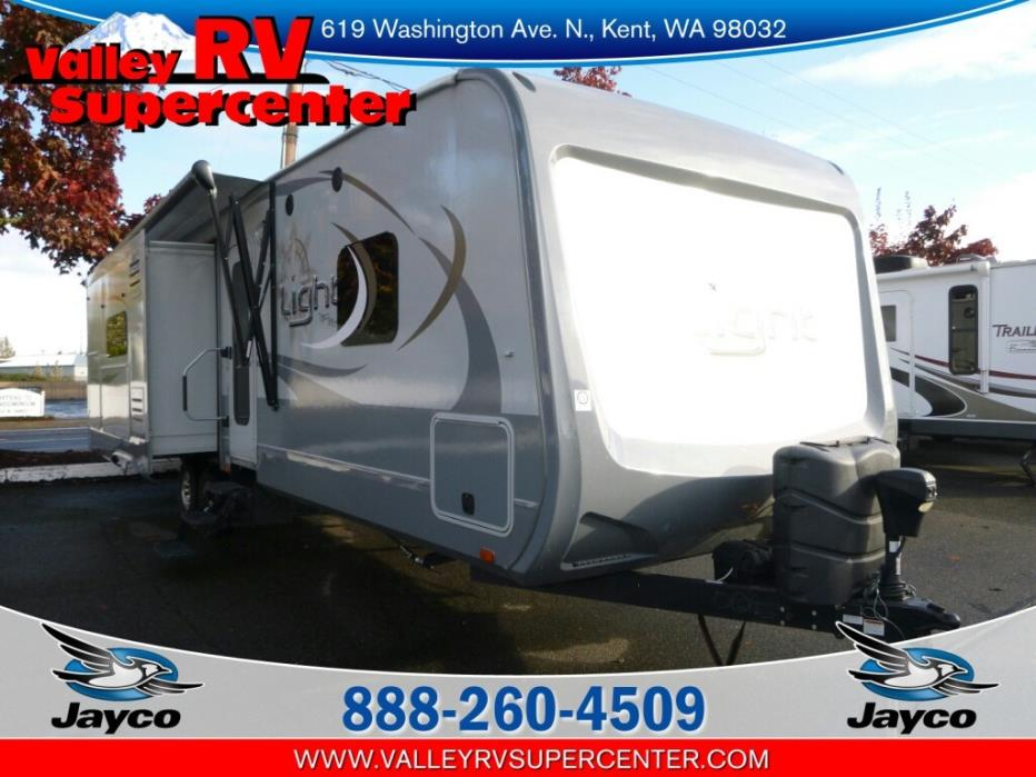 2015 Open Range Rv Light 272RLS