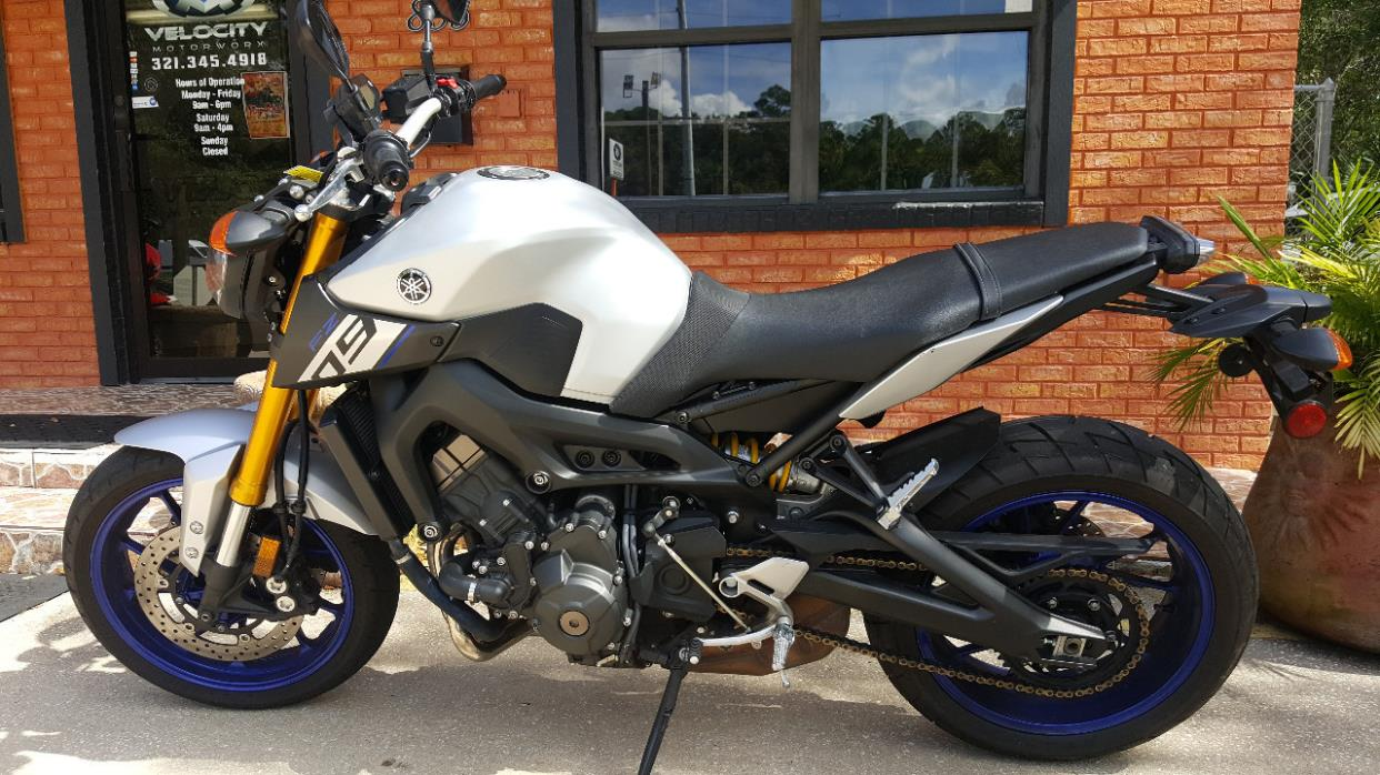 Yamaha motorcycles for sale in west melbourne florida for Yamaha motorcycle for sale florida