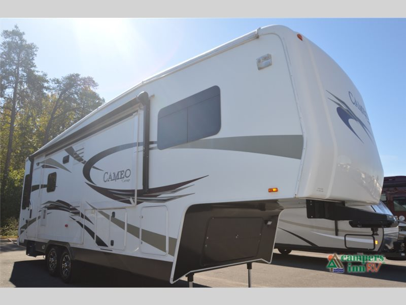 2011 Carriage Cameo 34SB3