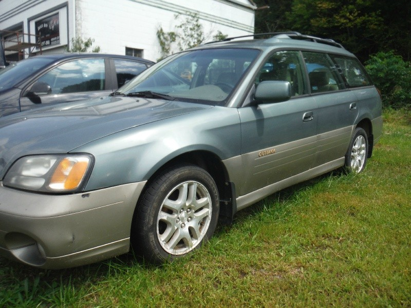 2001 Subaru Legacy Wagon 5dr Outback Ltd Auto