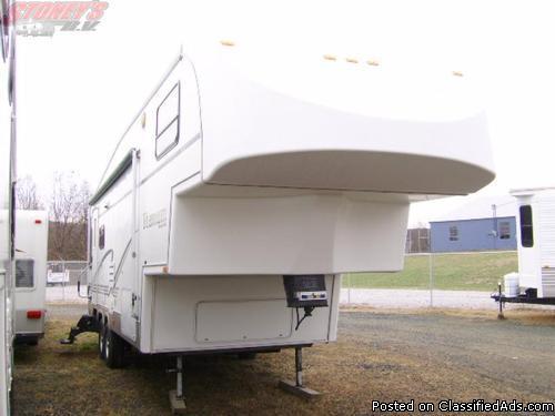 2002 Glendale Titanium 28E33SB