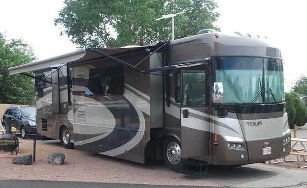 2007 Winnebago TOUR 40 FD