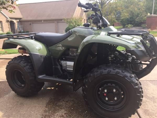 honda  fourtrax  motorcycles  sale