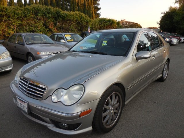 Mercedes Benz C230 2005 Cars For Sale