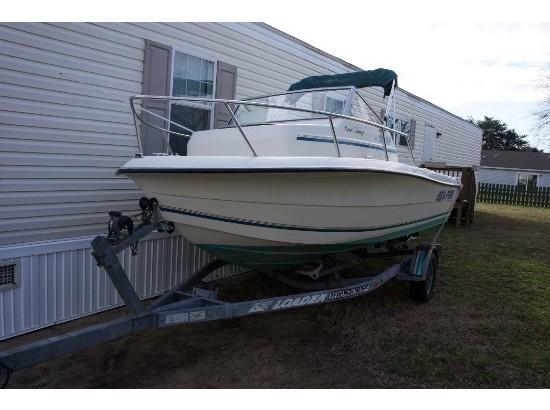 1999 Sea Pro 190 WA
