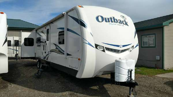 2011 Outback 298RE