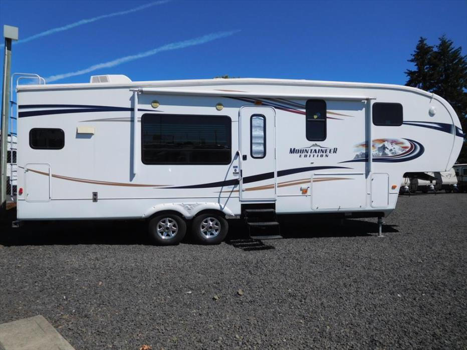Keystone Montana Mountaineer 295rkd Rvs For Sale