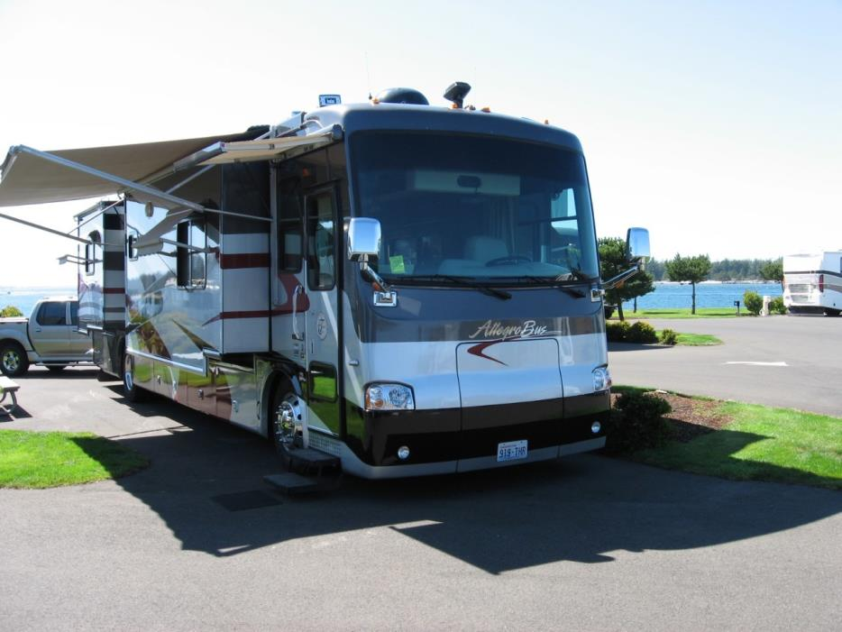 2005 Tiffin Motorhomes ALLEGRO BUS 40QDP BUS