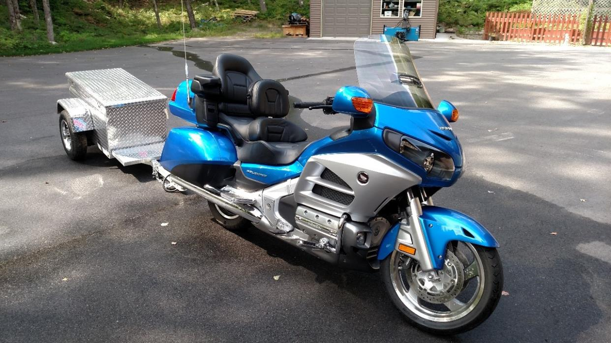 2012 Honda Gold Wing motorcycles for sale in Wisconsin