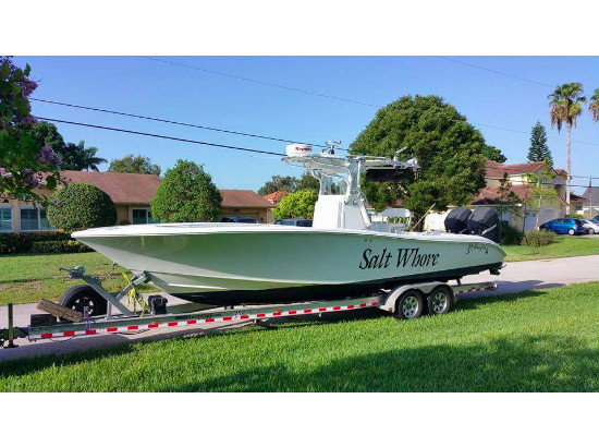 2011 Yellowfin 29 Offshore