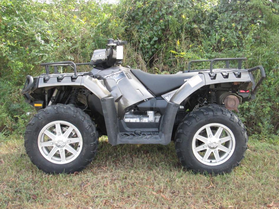 2011 2012 Polaris Sportsman 850XP 850 XP Front Brake Rotors Disc /& Brake Pads