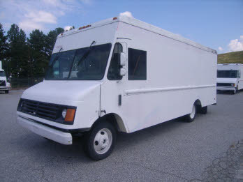 1996 Cummins Isb  Stepvan