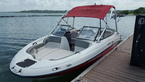 2008 Yamaha Sport Boat AR-210