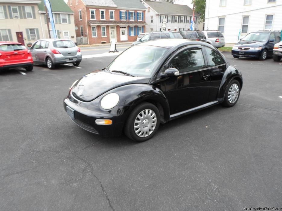 2005 VW New Beetle