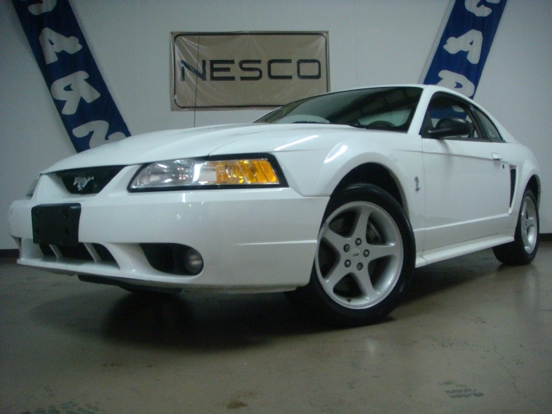 1999 MUSTANG COBRA SVT COUPE... CARFAX CERTIFIED ONLY 36K MILES... SUPER NICE!!!