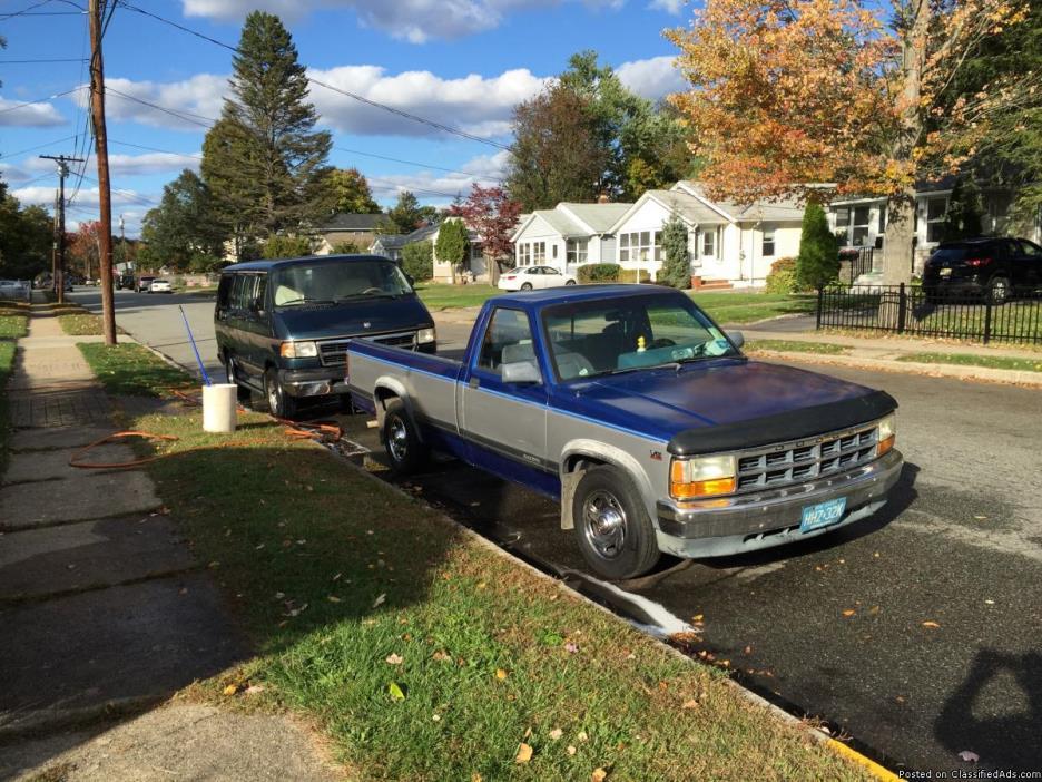 1995 dodge Dakota pickup