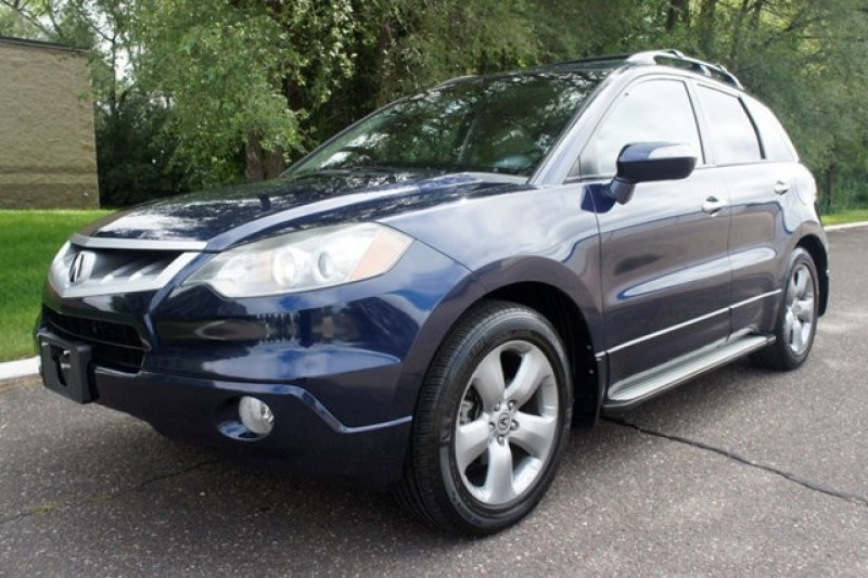 2008 Acura RDX AWD TECHNOLOGY PACKAGE NAVIGATION MOONROOF