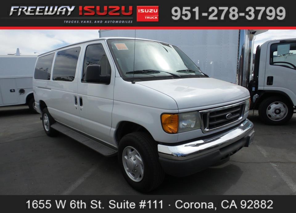 2007 Ford Econoline Wagon  Cargo Van