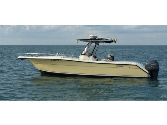 Pursuit 2670 boats for sale for 2670 5