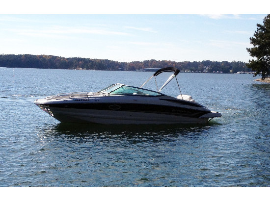 2007 Crownline 240 Ex Boats For Sale