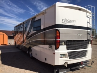 2003 Fleetwood DISCOVERY 39L