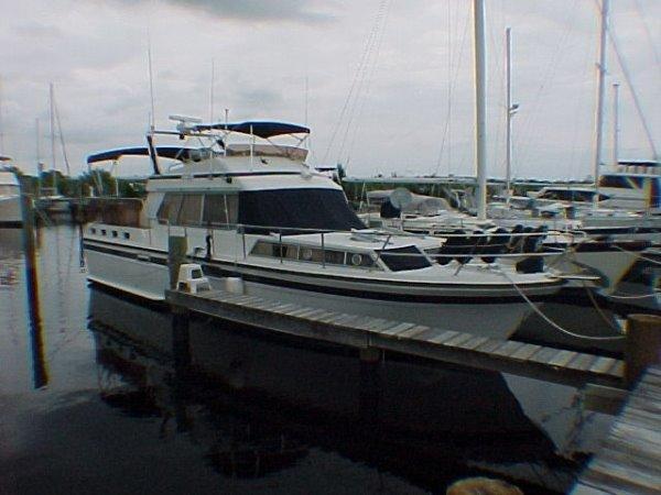 1986 Neptunus Motor Yacht
