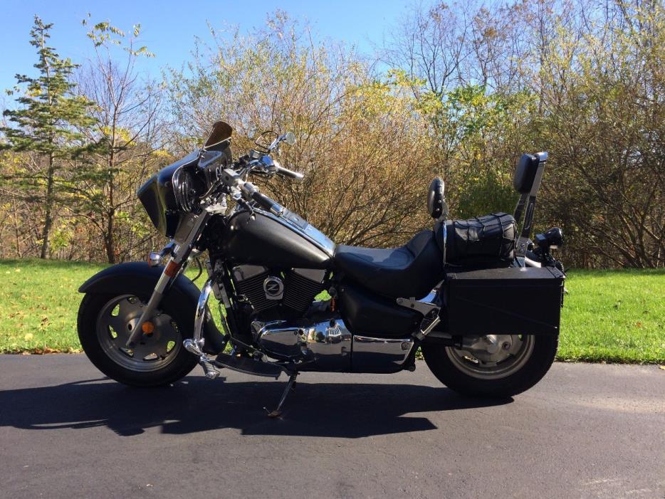 1999 suzuki intruder 1500 motorcycles for sale. Black Bedroom Furniture Sets. Home Design Ideas