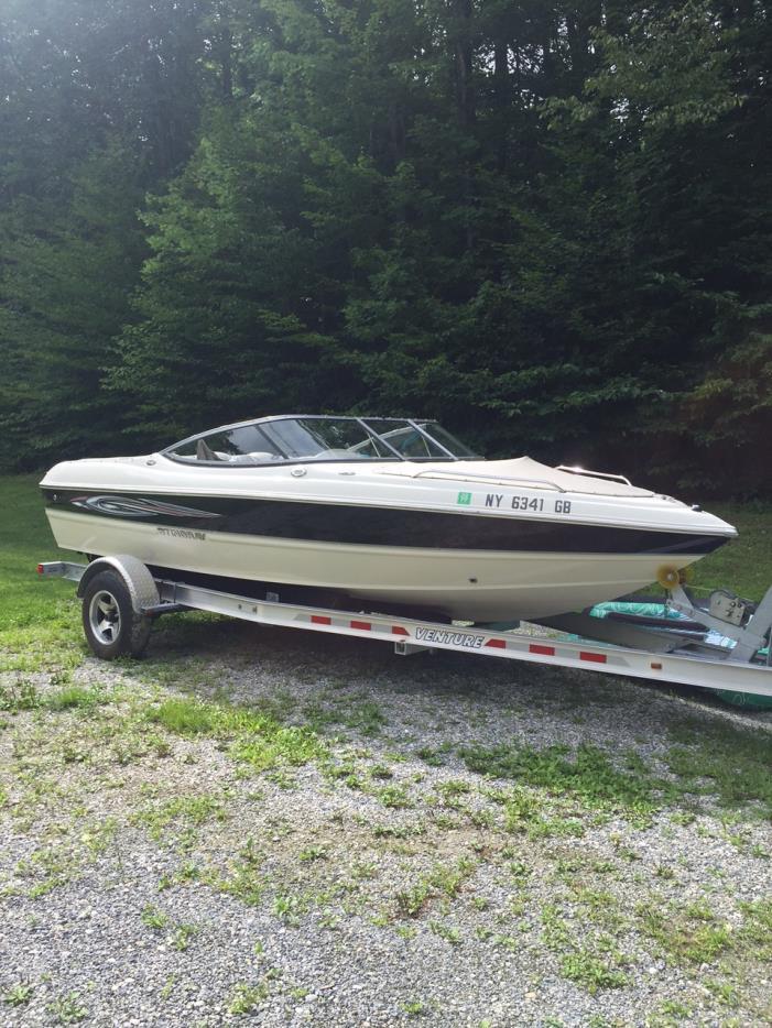 2010 Stingray Boats 195LR