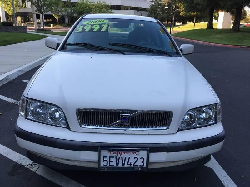 2000 Volvo S40 A 4dr Sdn