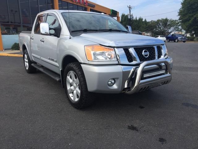 2010 nissan titan le vehicles for sale. Black Bedroom Furniture Sets. Home Design Ideas