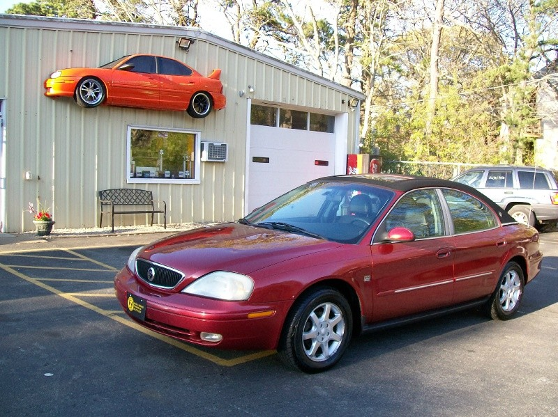 *** 2000 Mercury Sable Only 84K Sunroof 90 Day Warranty ***