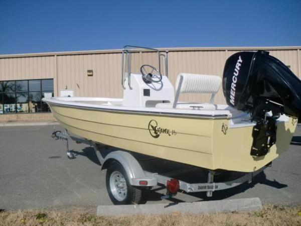 2017 C-HAWK BOATS 16 Center Console