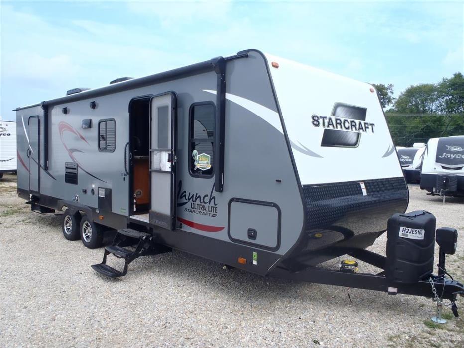 Starcraft Launch Ultra Lite 27BHU Two Bedroom U-Di