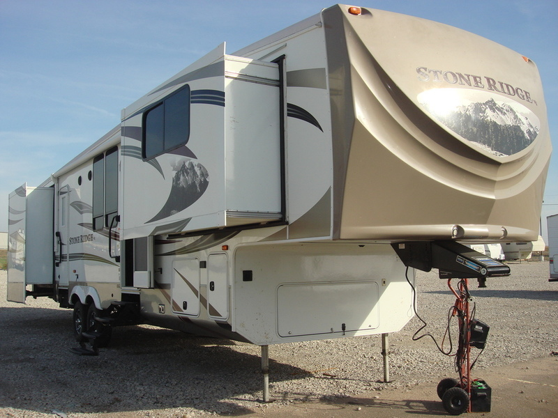 2013 Kz Rv StoneRidge 38FL