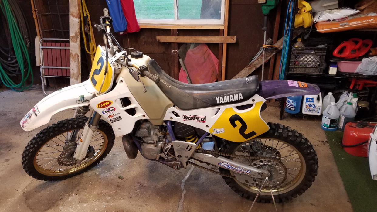 1995 yamaha yz 250 motorcycles for sale for 1995 yamaha yz250 for sale