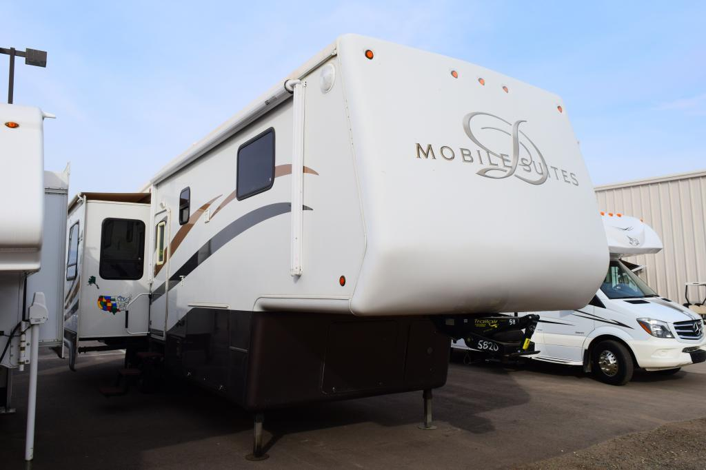 Doubletree Mobile Suites 36tk3 RVs for sale
